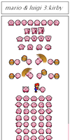 Kirby in ML Bws.ins.stry style by tebited15