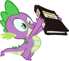 Address Book Spike by DrZurnPhD