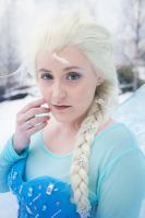 Elsa - That Perfect Girl is Gone by Nyxiie
