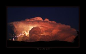Thunderbolt by DPasschier