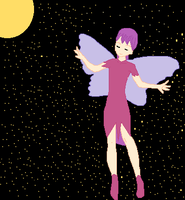 Night Fairy by perl7789