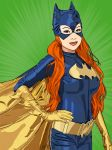 Batgirl Comic by Deloryan