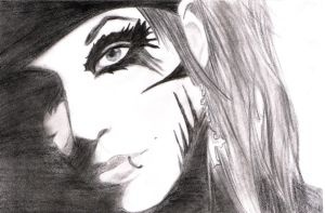 Andy biersack BVB by little-devil-s