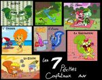 The 7 Deadly Sins by PumaHTF