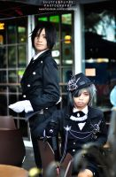 Sebastian and Ciel 1 by shutter-puppy