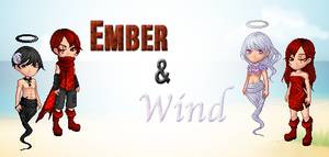 Chloria Items: Wind and Ember by Ruiski