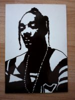 Snoop Doggy Dogg Pop Art by shimon-graffiti
