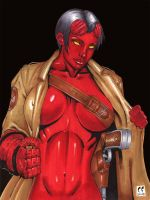"HellGirl ""Show me Yours"" by daikkenaurora"