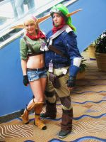 MC10 Jak and Tess by Group-Photos