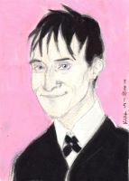 Robin Lord Taylor as Oswald Cobblepot by LEXLOTHOR