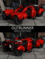 Borderlands Outrunner by RetroDevil