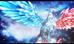 Anivia, The Cryophoenix by SeoulHeart