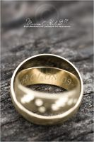 wedding rings by Finvara