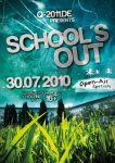 School's Out Party Flyer by maaanuel
