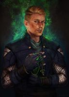 Inquisitor by LoranDeSore