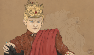 King Joffrey by Agzie