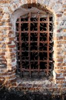 Brick Wall and Window_Stock by DXstock