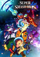 Smash Bros - Space Travellers by Quas-quas