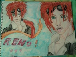 Reno for a friend by lustyvampire