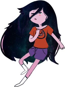Doodle // Marceline by Marcio-Junior
