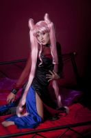 Black Lady - Sailor Moon by theDevil-photography