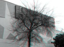 HEB Crazy Tree Anaglyph by Temphis