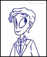 11th Doctor by PhintasticParu
