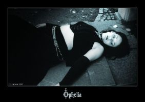 Ophelia by cataya