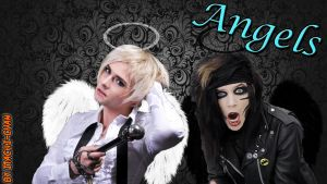 Angels: Jack and Andy by Gokumi