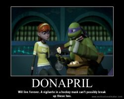 TMNT Poster-Donapril by TMNTFanchick