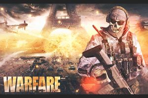 EIFFEL WARFARE by xmiltoN