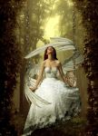 angel by Mlle-sandy