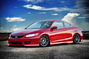Honda Accord Sport by StankarCZ