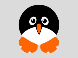Penguin WP by yawn2oo