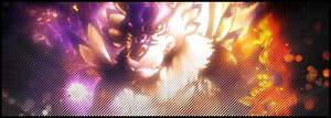WereGarurumon Signature by Thunderspeed