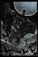 Batman Forever by ErikVonLehmann