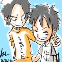 One Piece - Brothers Forever by kentaropjj