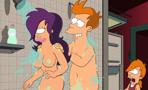 Futurama - Traumatized by Spider-Matt