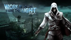 Work In The Dark To Serve The Light by maya-v