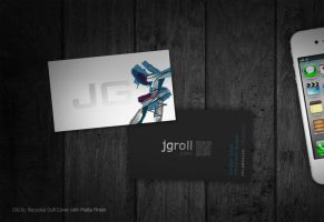 cards 2012 by jrdnG