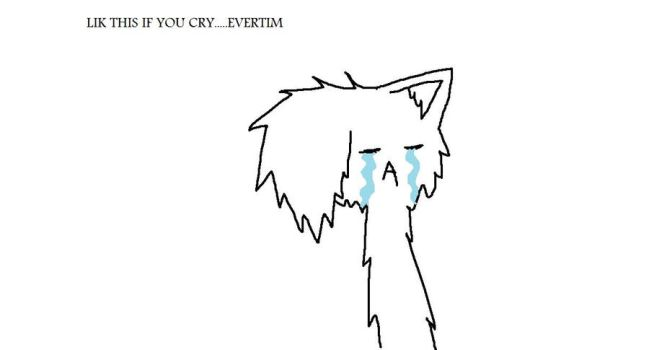 LIK THIS IF YOU CRY.....EVERTIM by Derpyhugsyou123