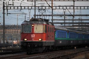 SBB Re 4-4 II 11154 by SwissTrain