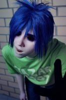 2D cosplay #2 by pollypwnz
