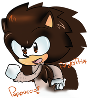 Peppuccio The Hedgehog!! by AryTheHedgehog29