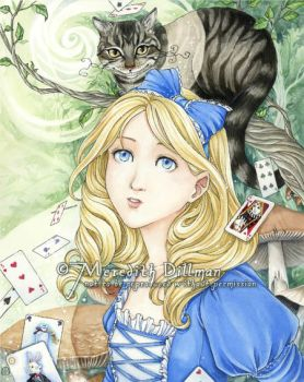 Alice by MeredithDillman
