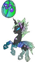 MLP egg hatched 2 by Catzilerella