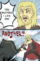 I am Thor, The Thor. by semokan