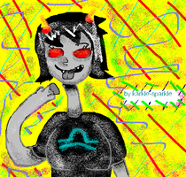 terezi request by karkle-sparkle
