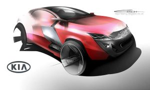 Concept car Kia SUB by G-ESCH