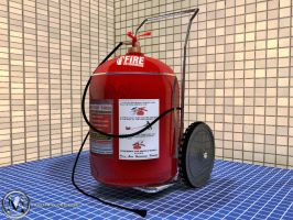 Fire extinguisher 2 by msk11